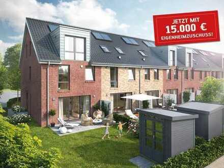 Neubau Stadthaus in sehr gefragter Lage in Hemelingen