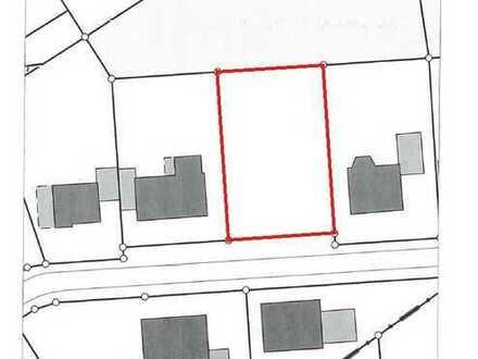 Grundstück ohne Bauzwang in ruhiger Siedlungslage
