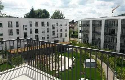 2-Zimmer-Dachgeschosswohnung mit Balkon und EBK in Freising