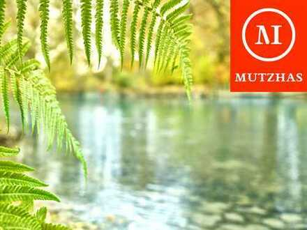 MUTZHAS - Idylle und Ruhe am Bachlauf