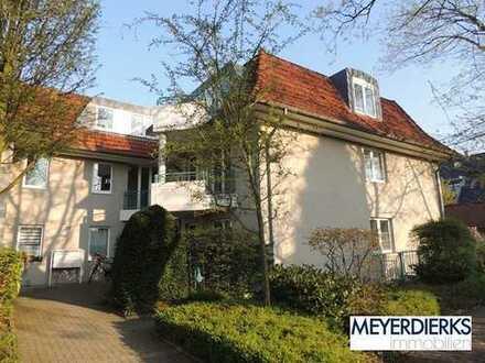 Osternburg - Wiesenstraße: Gemütliche 2-Zimmer-Wohnung in ruhiger und innenstadtnaher Lage