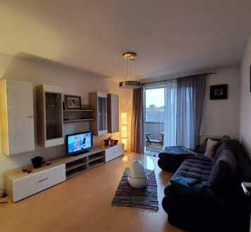 Moderne möblierte 2 Zimmer-Wohnung