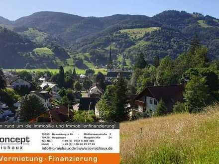 Schönes Grundstück, unterhalb vom Golfplatz in Schönau