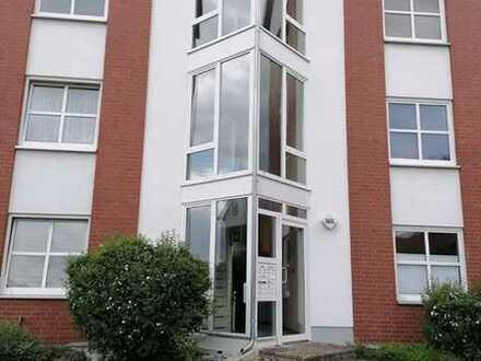 Schöne 2-Zimmerwohnung mit Balkon in GF-Nord
