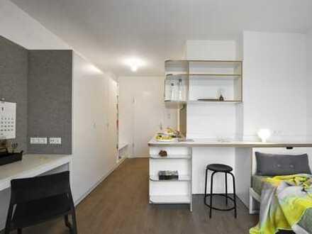 Hochwertig und modern möbliertes Studio im STUDIO HOUSE BERLIN
