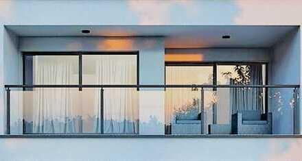 2-Zimmer Wohnung mit großzügigem Balkon!