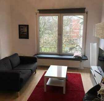 WG-geeignet: Schöne 3,5 Zimmer-Wohnung in der direkten Dortmunder Innenstadt zu vermieten