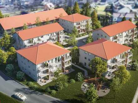 WE9 | WE29 | Neubau! Geräumige 3-Zimmer-Wohnung mit Balkon in Beratzhausen!