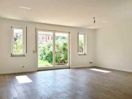Helle und freundliche 2-Zimmer-Erdgeschosswohnung in idealer Lage von Kirchentellinsfurt