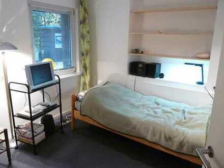 Möblierte 1-Zimmerwohnung im Villenviertel Hannover Kirchrode an Pendler zu vermieten