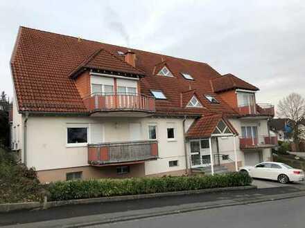 Privatverkauf ohne Provision auf VB - Gepflegte 3-Zimmer-Wohnung mit 2 Balkonen in Herborn