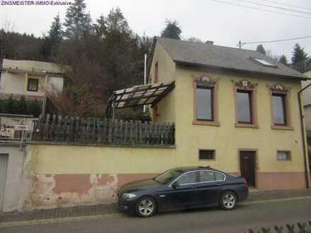 - RESERVIERT - Haus für kleine Familie oder Wochenendhaus in Kirn