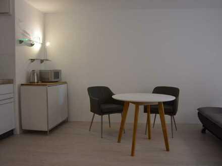 Wohnen auf Zeit in Heidelberg: Möbliertes Apartment für sechs Monate zu vermieten