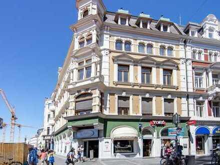 Mehr City geht nicht! Dachgeschoss-Eckwohnung nahe Bonner Hauptbahnhof in der Fußgängerzone!