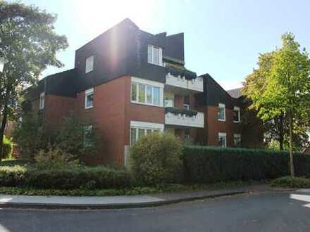 Attraktive 4-Zi-Wohnung mit Balkon in ruhiger Lage am Grottenkamp in ST-Borghorst