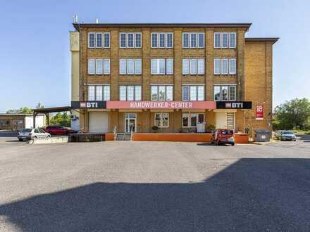 2in1 - helle Büro- und Lagerfläche in Leipzig-Wahren