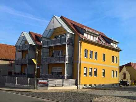 Gepflegte 3-Zimmer-Wohnung mit Balkon in Kleinneuhausen