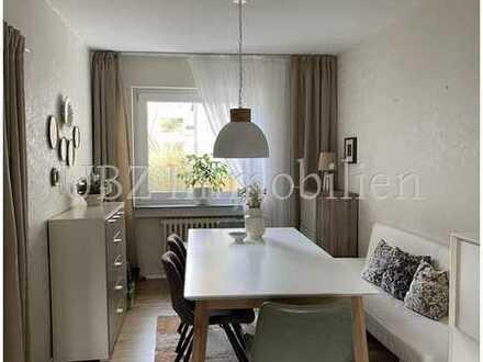 Helle 4-Zimmer Wohnung im EG mit Gartenfläche