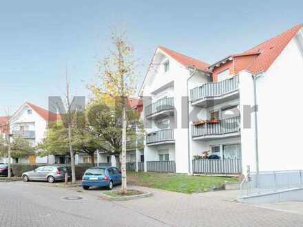 Attraktive Kapitalanlage: Vermietete 2,5-Zimmer-Maisonette mit Balkon in Worms-Neuhausen