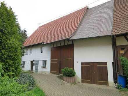 Älteres Bauernhaus mit viel Potential!