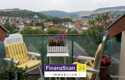 +++ Moderne gepflegte Rollstuhlgerechte Eigentumswohnung mit Fernblick über Rockenhausen +++