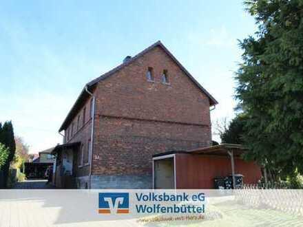 Gemütliche Doppelhaushälfte mit Potenzial in Destedt!
