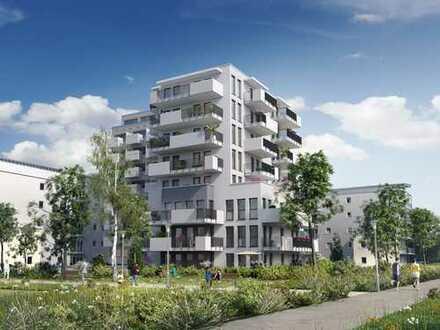 Ideale 2-Zimmer-Wohnung mit großem Eckbalkon in Bad Nauheim - Viel Grün und sehr gute Infrastruktur