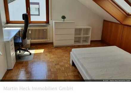 Zimmer in einer 3-er WG in Karlsruhe-Neureut zu vermieten!