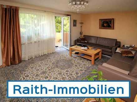 Gepflegte 3 Zi. Wohnung nähe Kuhsee - Augsburg Hochzoll