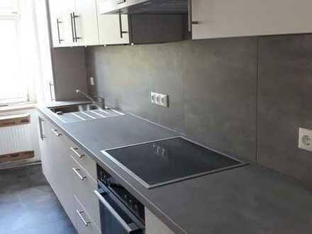 Erstbezug nach Sanierung: ansprechende barrierearme 3-Zimmer-Wohnung in Kitzingen