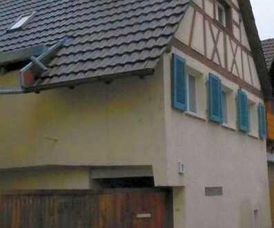 Älteres Einfamilienhaus in Bahlingen