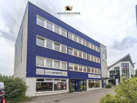 Großzügige Gewerbefläche in optimaler Lage in Leonberg zu kaufen auch als Wohnraum nutzbar