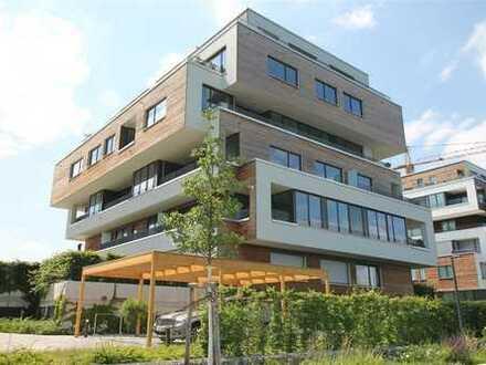 Exklusives Wohnen am Wasser - Torhaus in Grünau