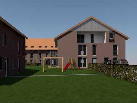 4-Zimmer Eigentumswohnung mit Balkon in Südwest-Ausrichtung / KfW-55