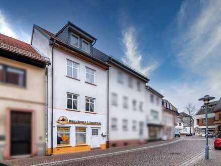 Einfamilienhaus mit Ladenfläche mitten in Dieburger Altstadt zu verkaufen