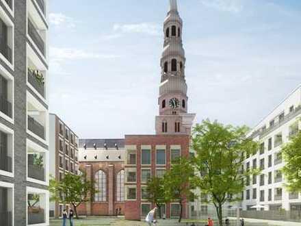 Zwischen Alster und Hafencity – Attraktive 3-Zimmer-Wohnung mit großer Terrasse!