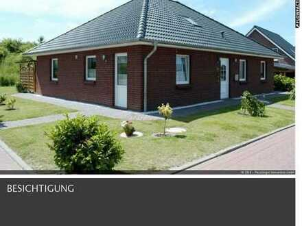 HÄUSER FÜR'S LEBEN - altersgerecht gebaut - der Bungalow mit 4 Zimmern in Groß Glienicke