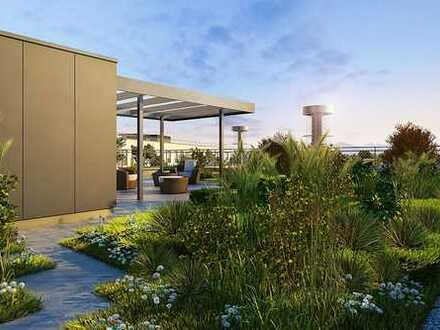 Moderne 3 Zimmer Neubauwohnung mit Fußbodenheizung