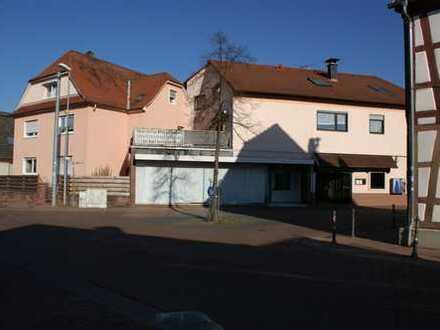 Wohn- Geschäftshaus mit 1.747 qm² Grundstück u.953 qm² vermietbare Fläche, im Ortskern von Worfelden