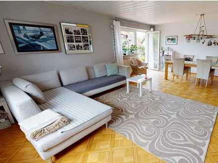 **Sonnenverwöhnte Wohlfühlwohnung mit 2 Terrassen + KFZ-Stellplatz**