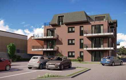 2 Zimmer Obergeschosswohnung mit KfW-Förderung