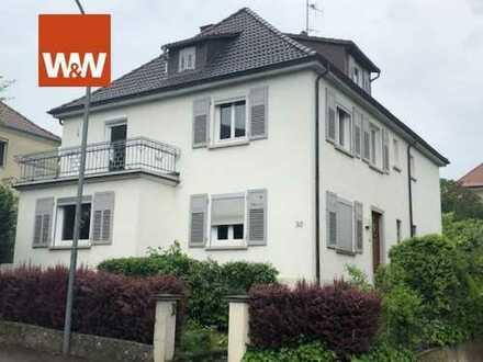 Mehrgenerationenhaus mit Ausbaupotenzial in guter Wohnlage von Bad Mergentheim