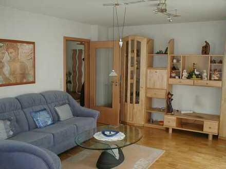 bezugsfreie 3-Zimmer-Wohnung in zentrumsnähe