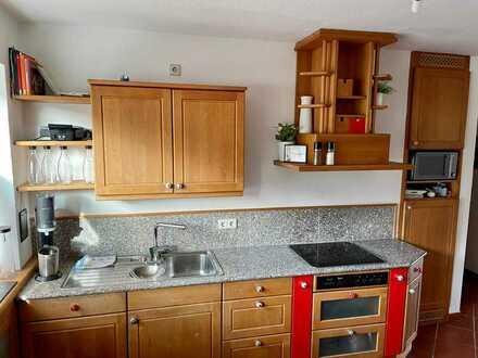 Gepflegte Wohnung mit dreieinhalb Zimmern und EBK in Buchen-Eberstadt