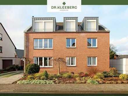 Für Kapitalanleger – gepflegte Erdgeschosswohnung mit Gartenanteil in zentraler Lage in Borken
