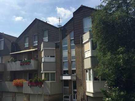 Vermietete Eigentumswohnung mit eigenem Garten und Garage als Kapitalanlage in Dortmund-Brackel