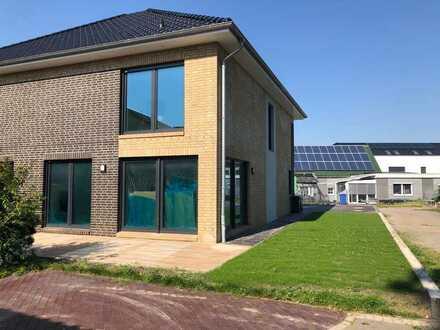 Exklusive Doppelhaushälfte in Wulsdorf