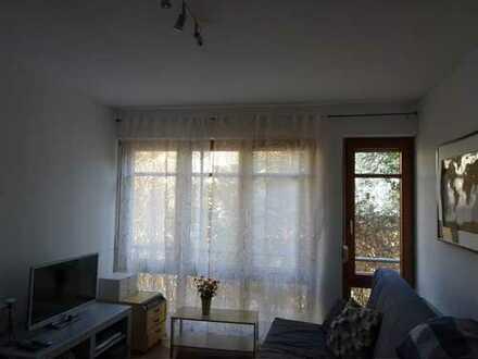 Ruhige, helle 2-Zimmer-Wohnung in Mühlburg