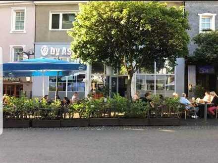 Schnellimbiss/Restaurant in allerbester Innenstadtlage von 53604 Bad Honnef, Markt 2