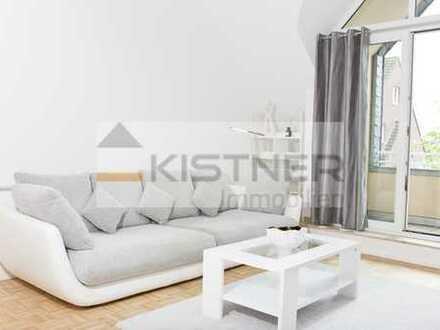 Moderne 3-Zimmer-Wohnung über zwei Ebenen.